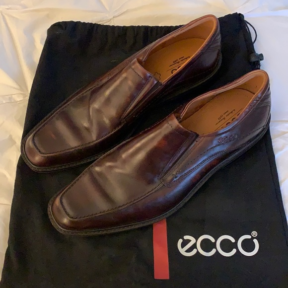 Ecco loafers, Brown loafer Size 45